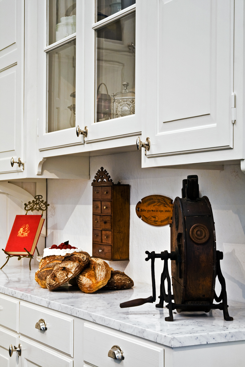 Renovera Mindre Kok : Kok Sekelskifte till 1920tal o Stilhistoria  Byggfabriken