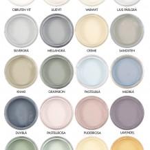 Måla med AURO naturlig väggfärg