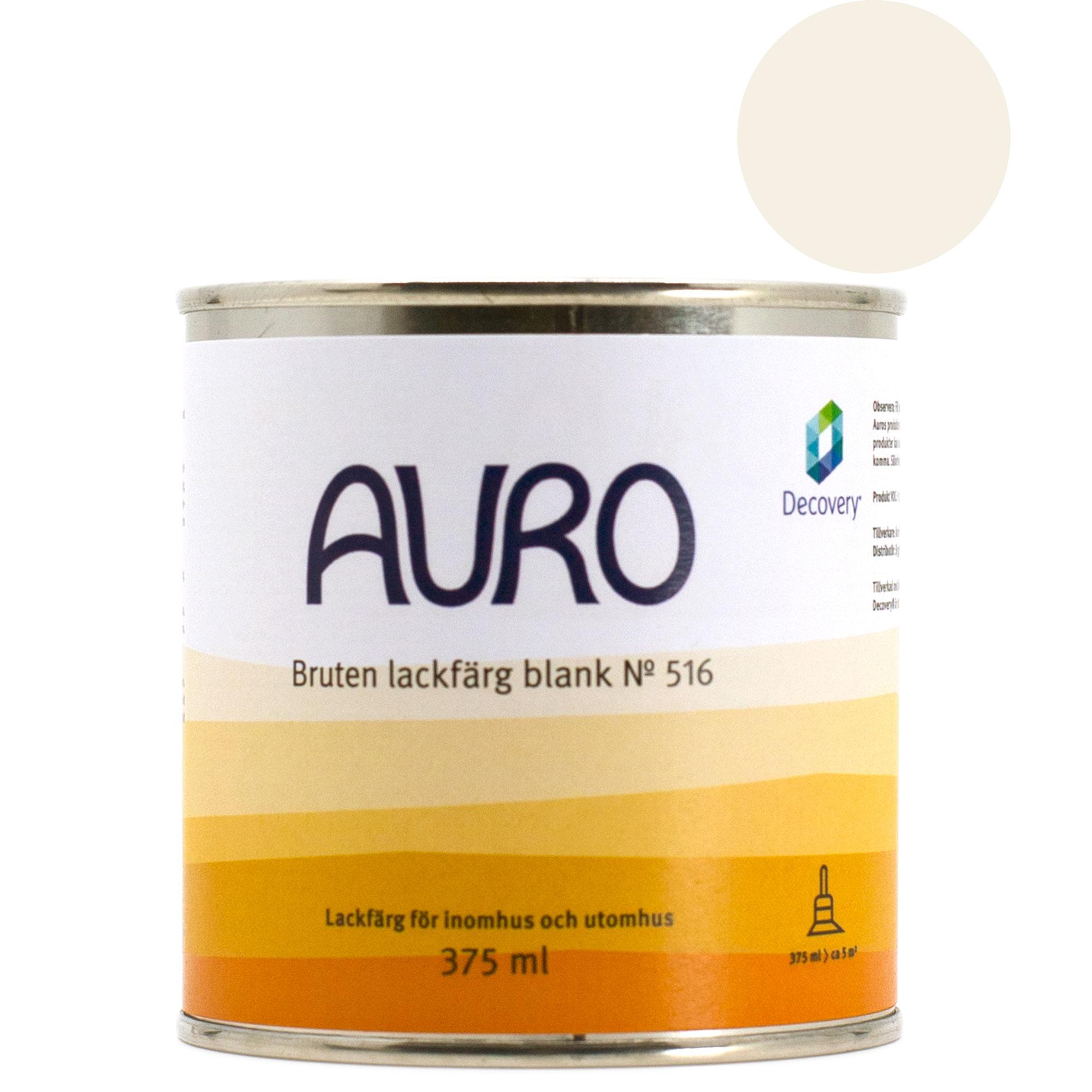 Lackfärg Blank 516 U - kulör: Pärla - 375 ml från Byggfabriken